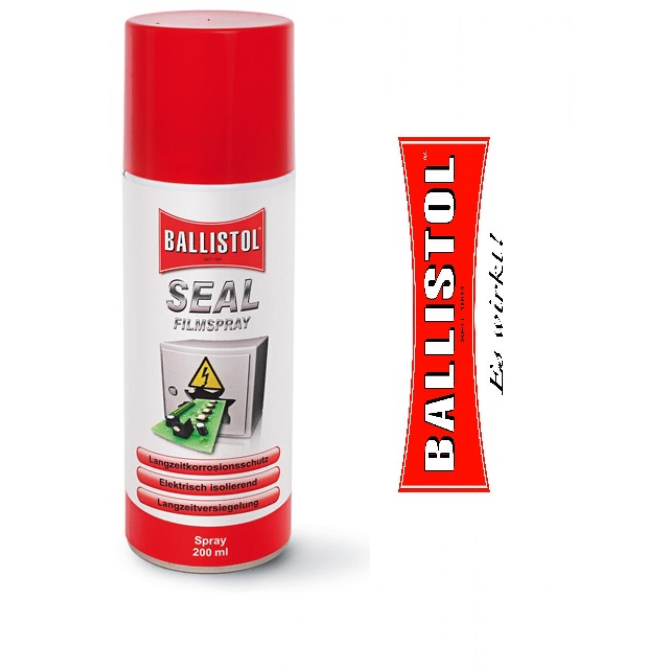 ballistol seal film 200 spray. Black Bedroom Furniture Sets. Home Design Ideas